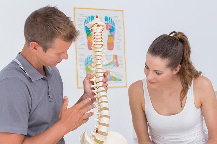 Остеохондроз поясничного отдела и ноги