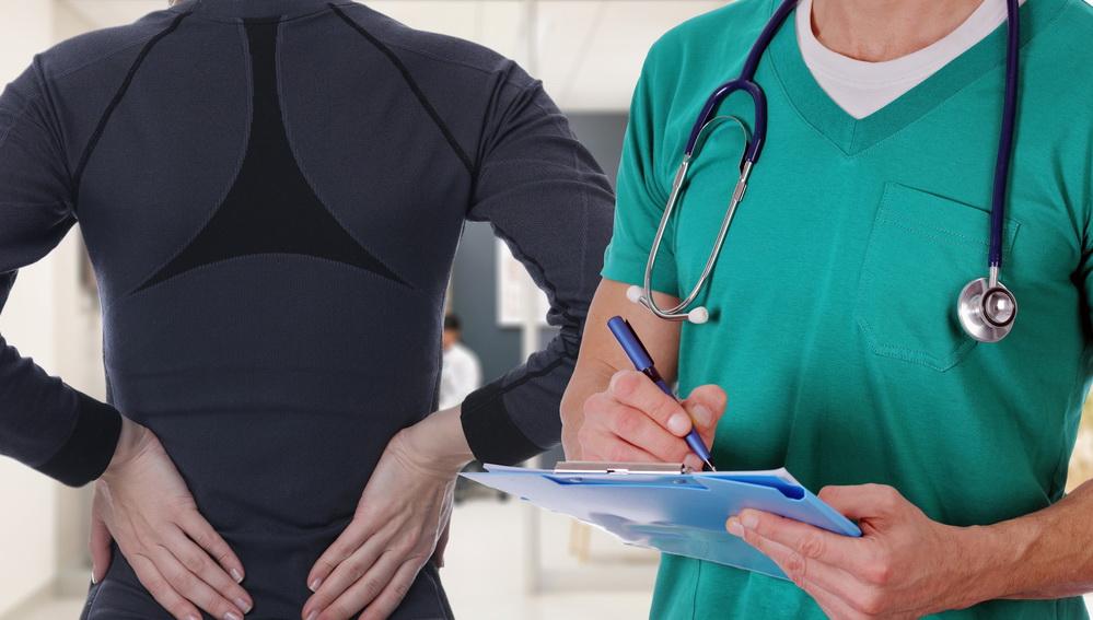 Дорсалгия (шейного, грудного и поясничного): что это такое, симптомы и лечение